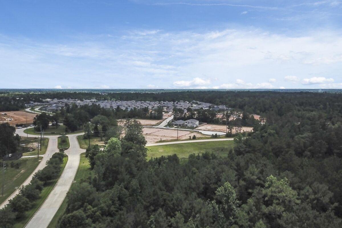 Pinewood at Grand Texas Aerial