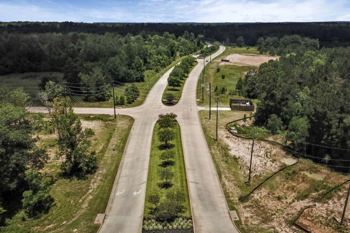Magnolia Ridge Aerial