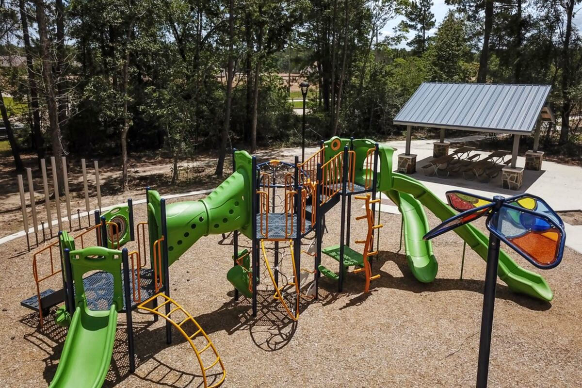 Magnolia Ridge Playground