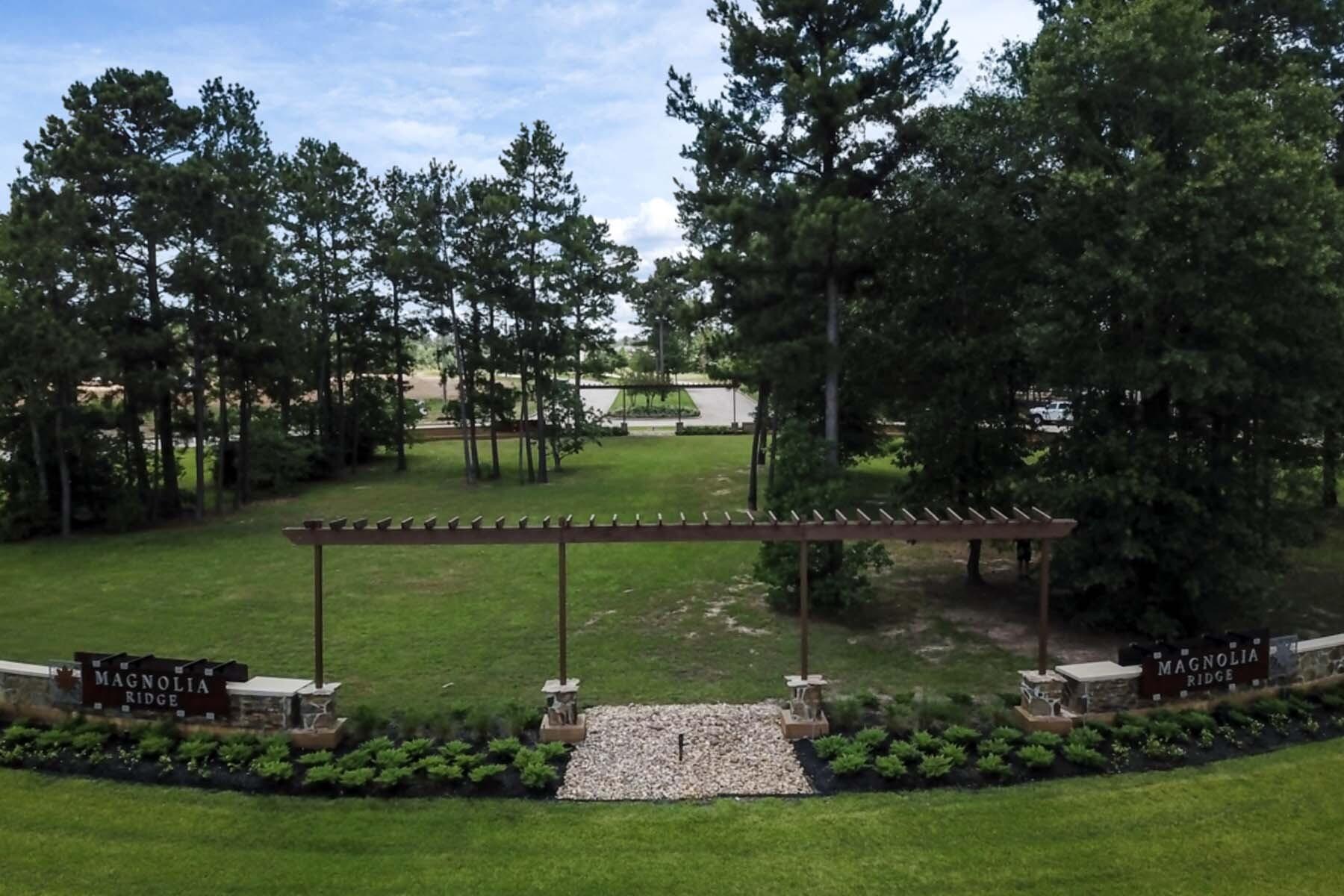 Magnolia Ridge Green Space