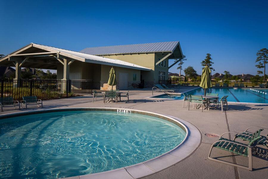 Harper's Preserve Pool