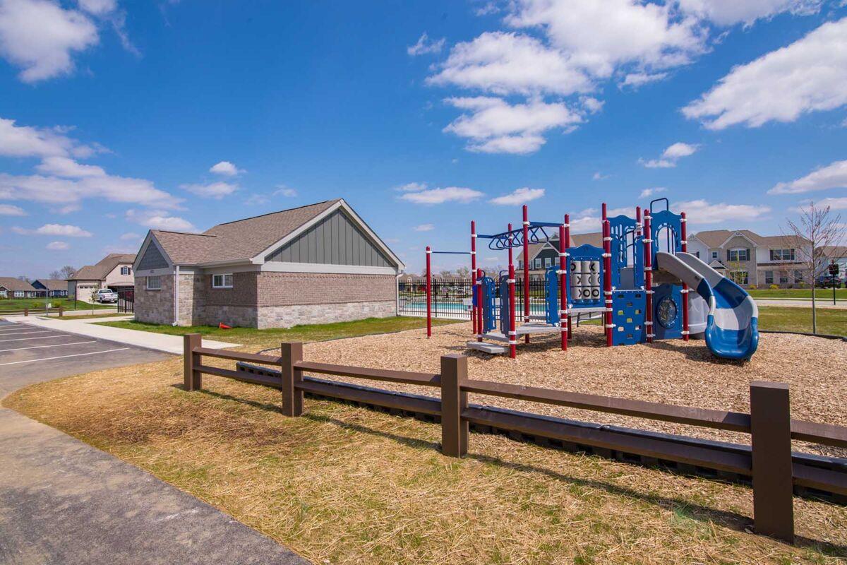 Saddle Club South Playground