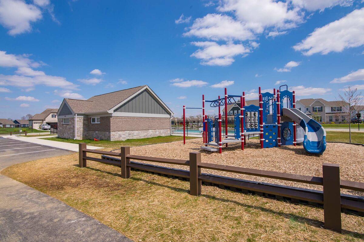 Saddle Club Playground