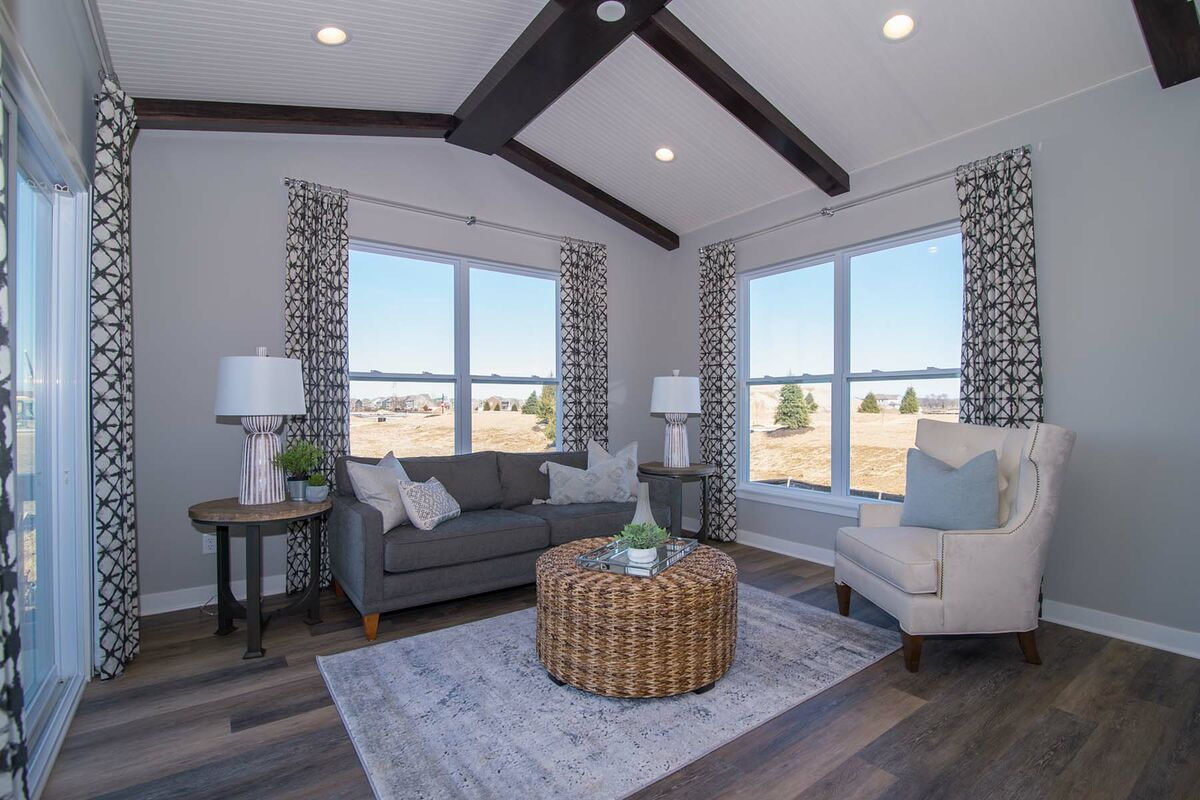 The Reserve at Steeplechase Interior