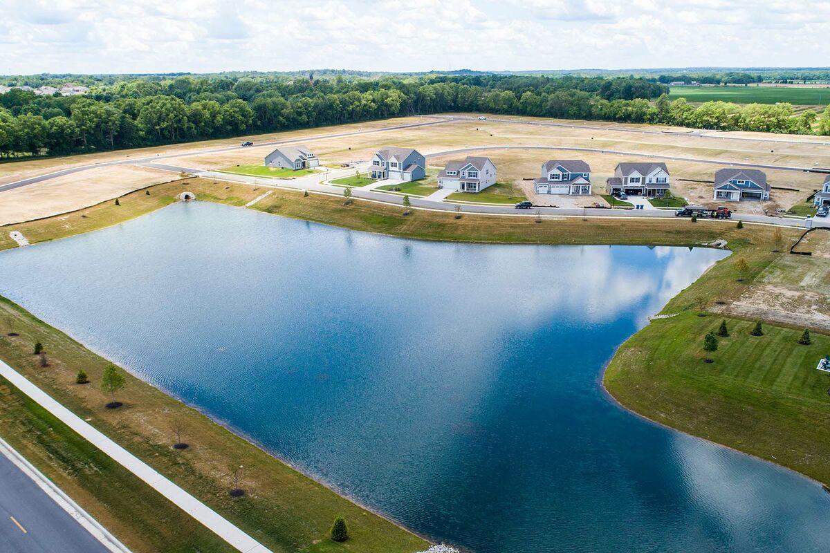 Riley Meadows Pond