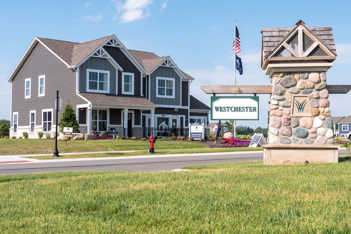 Westchester Entrance