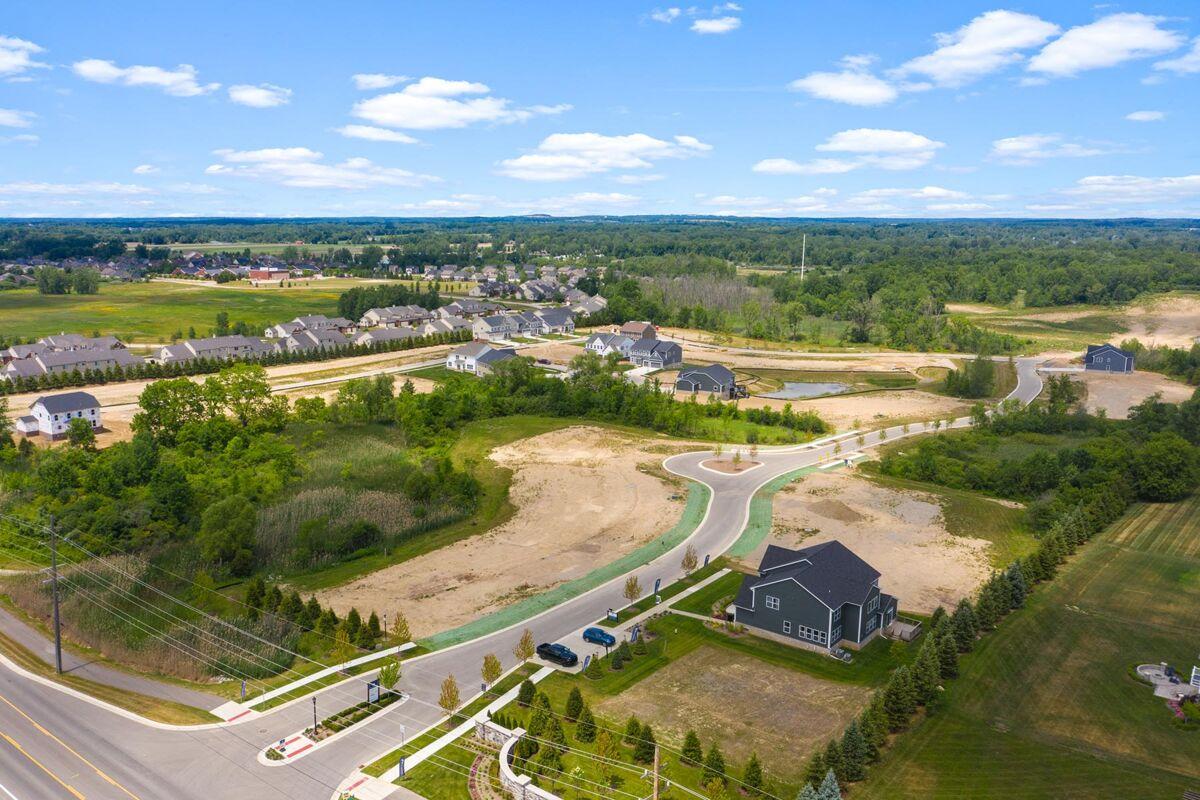 Oak Ridge Aerial