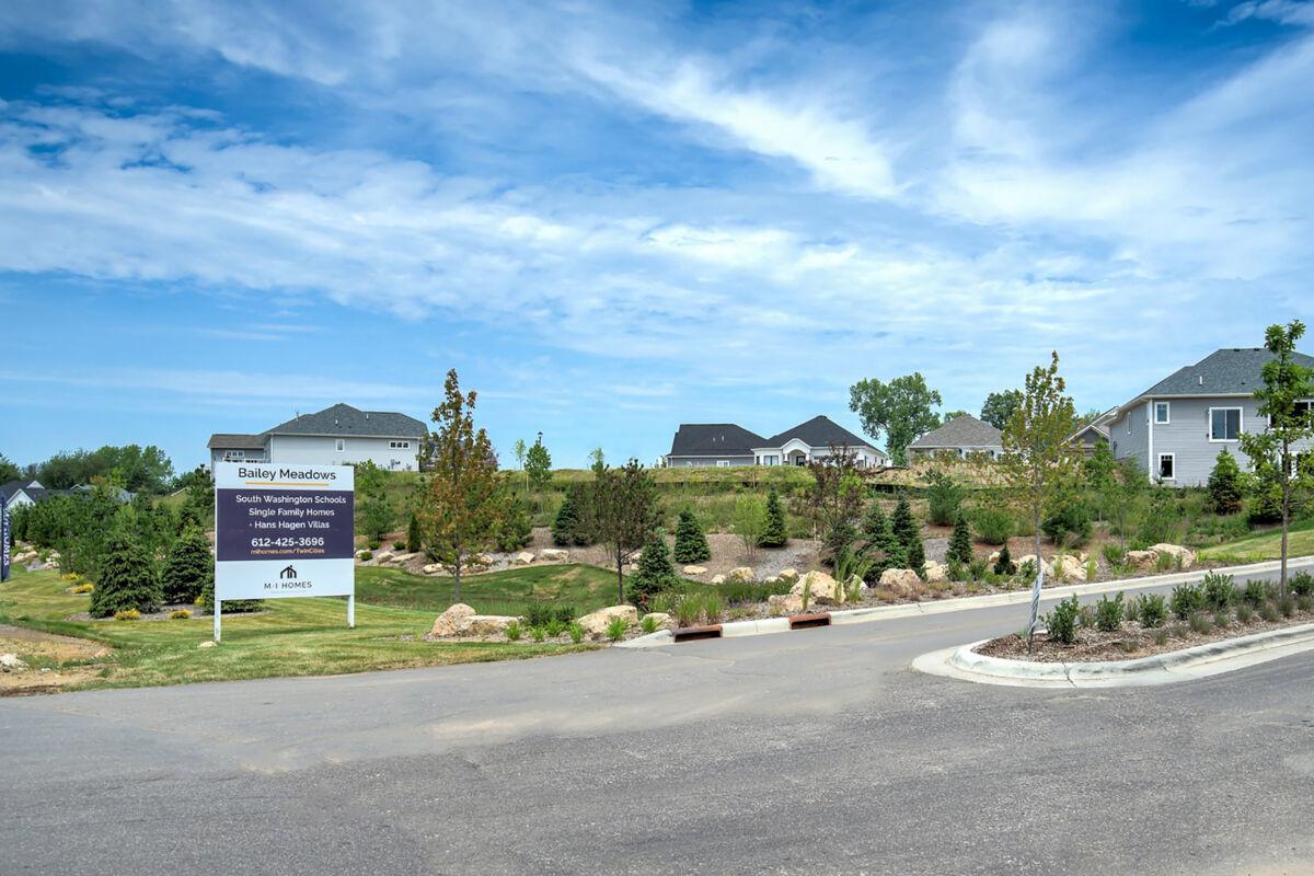 Bailey Meadows Entrance
