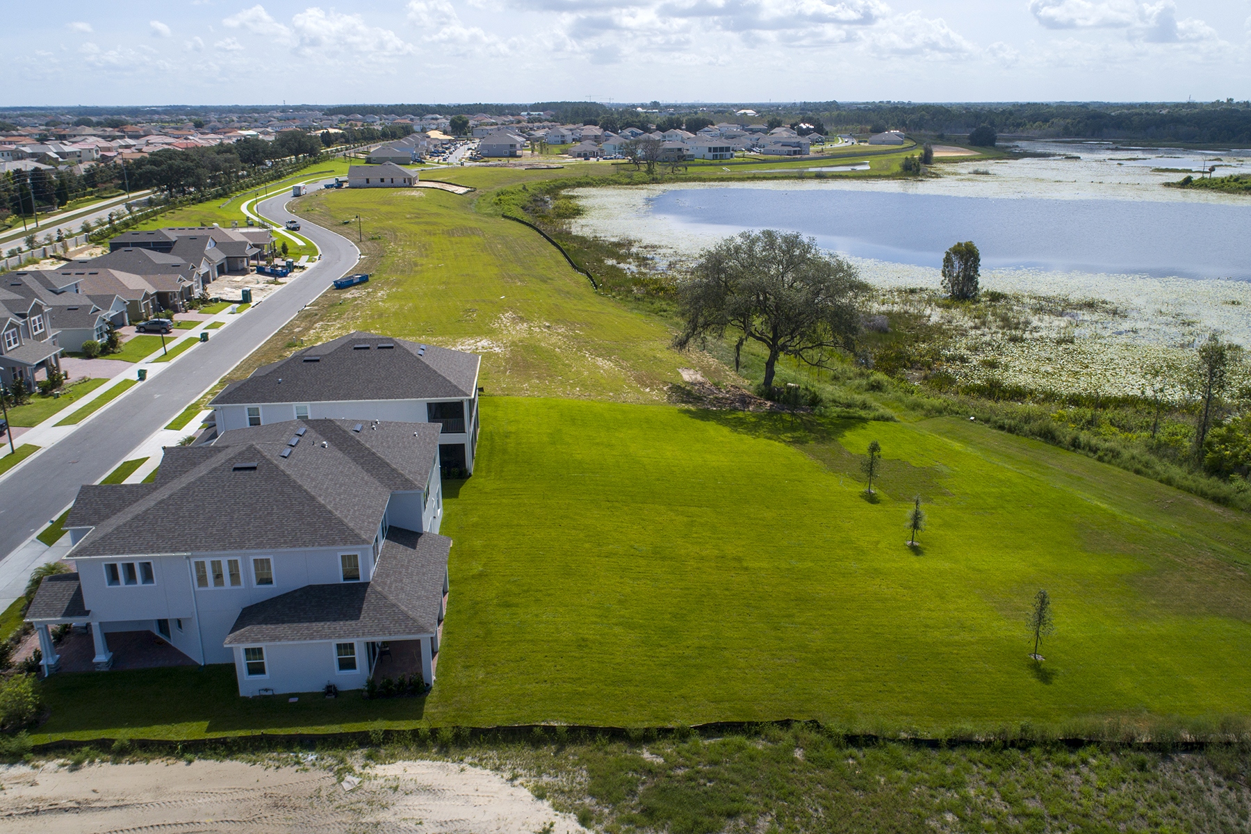Sanctuary at Twin Waters Aerial