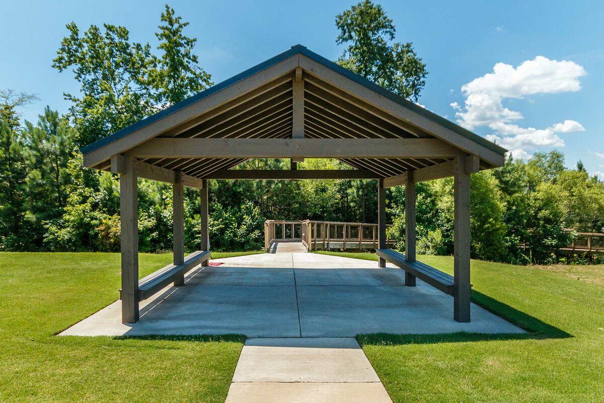 Andrews Chapel Shelter