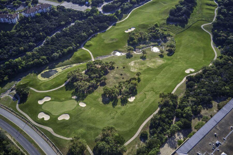 Winding Brook La Cantera Golf Course