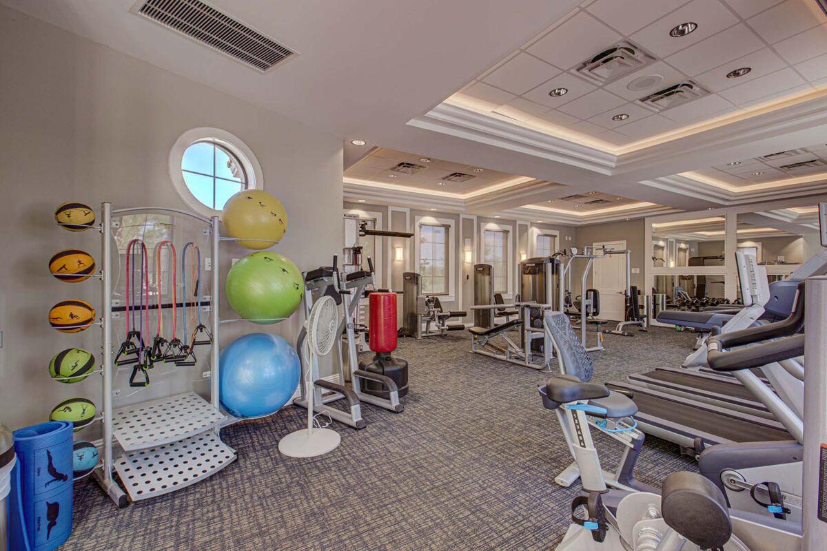 Trevesta Fitness Center