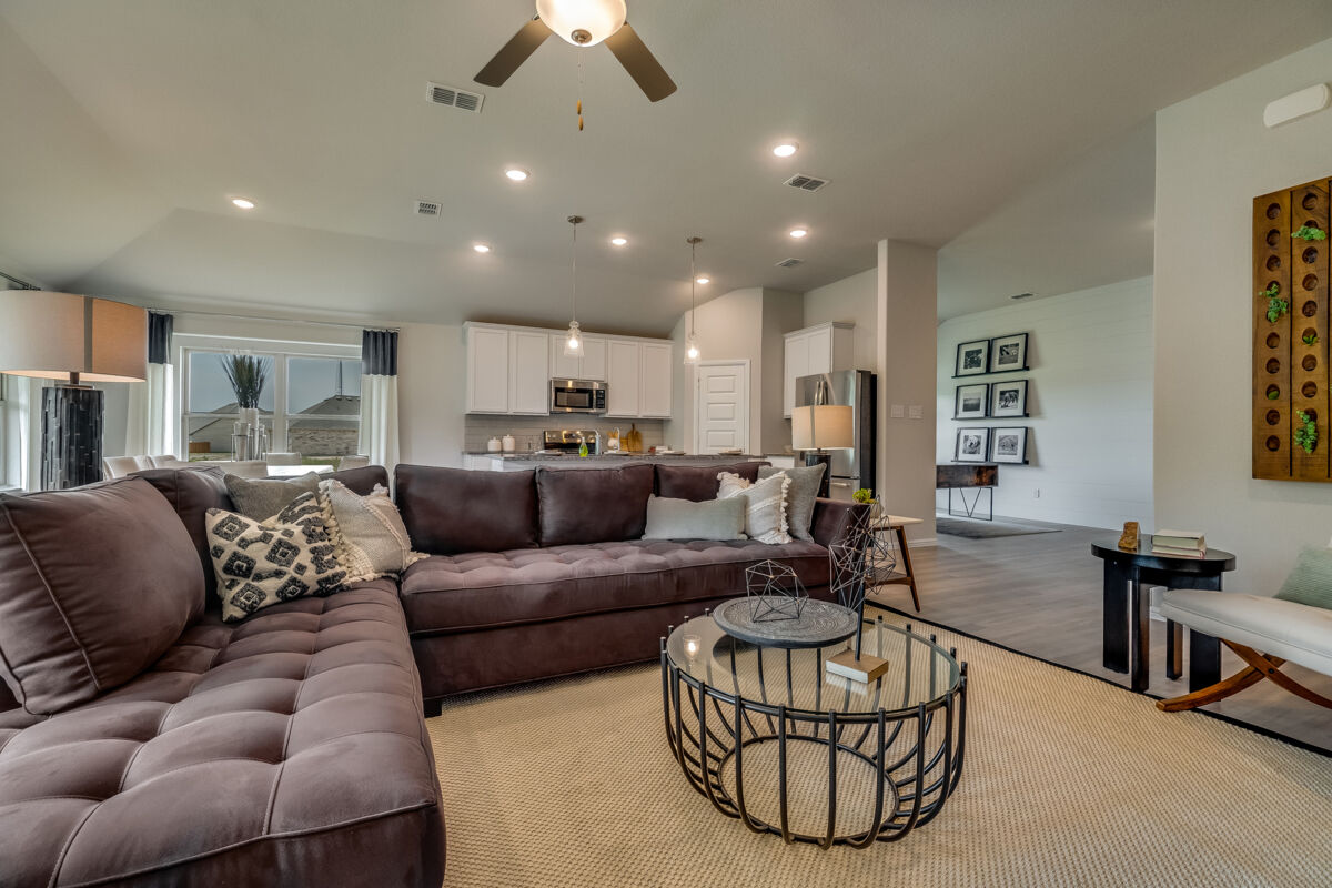 Light Farms - Sweetwater Smart Series Family Room