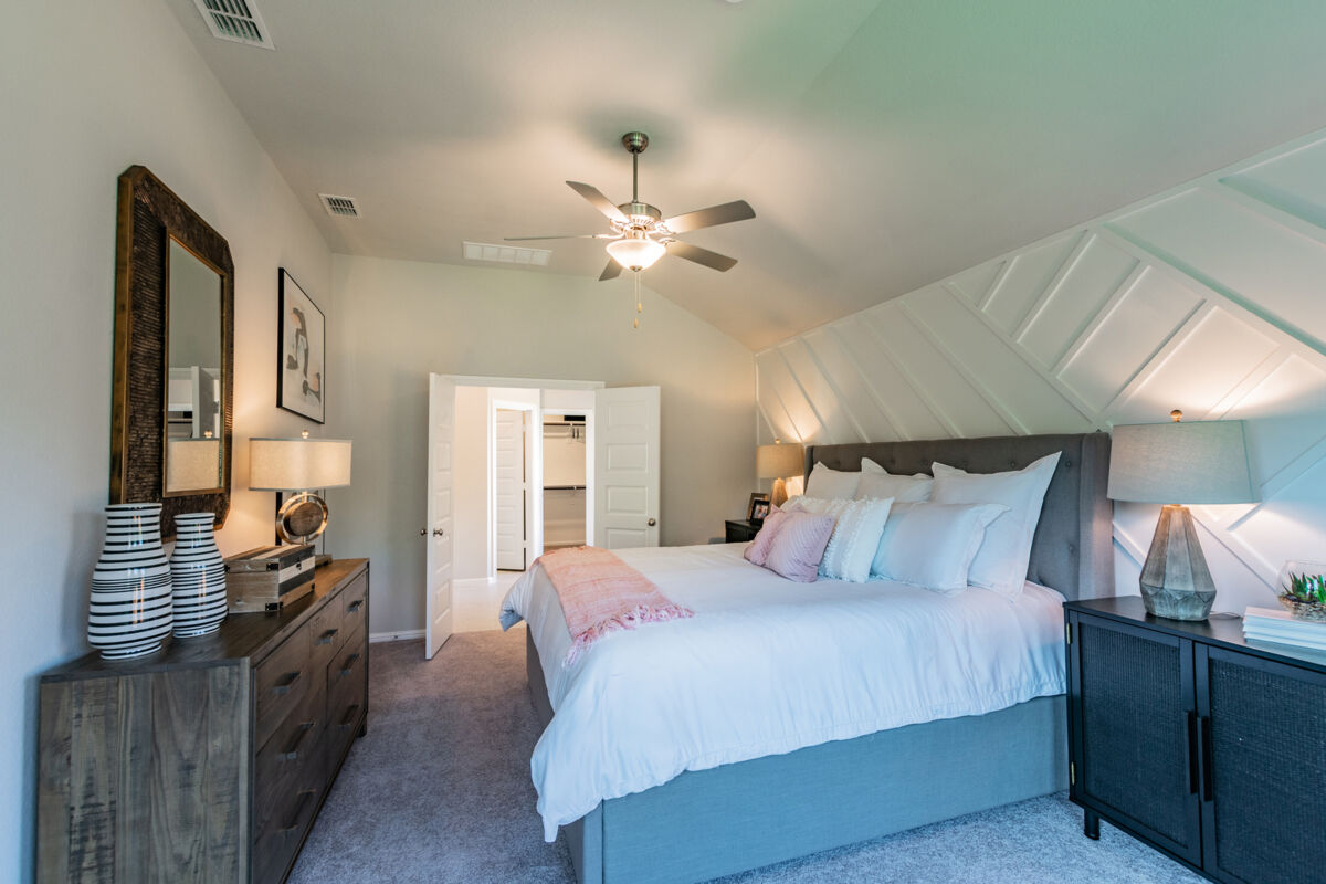 Light Farms - Sweetwater Smart Series Owner's Bedroom