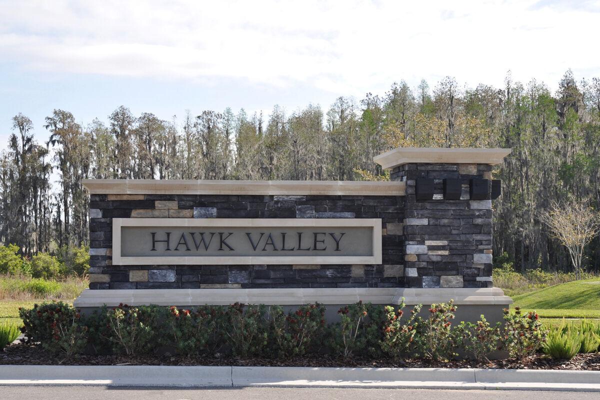 Hawk Valley Entrance