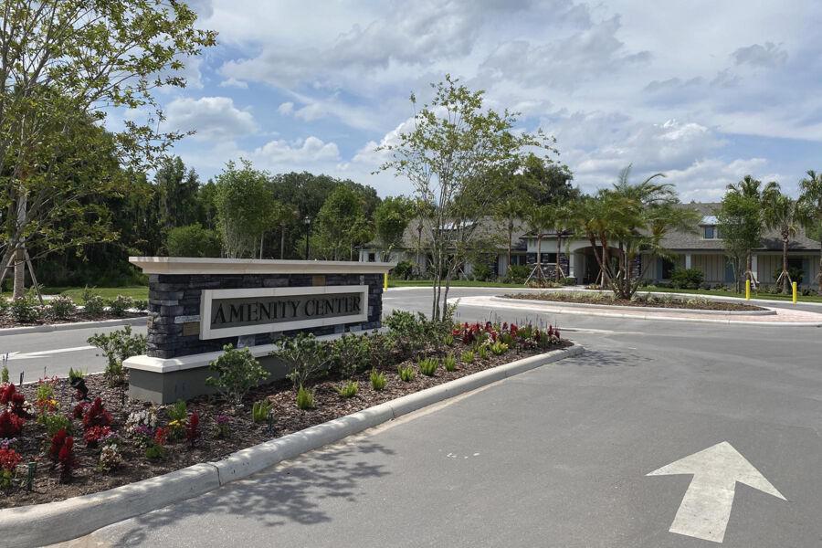 Hawk Valley Amenities Entrance