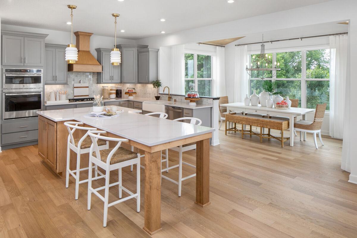 Island View Estates Kitchen