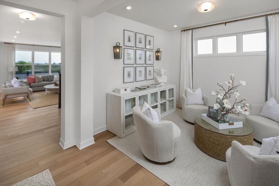 Island View Estates Flex Room