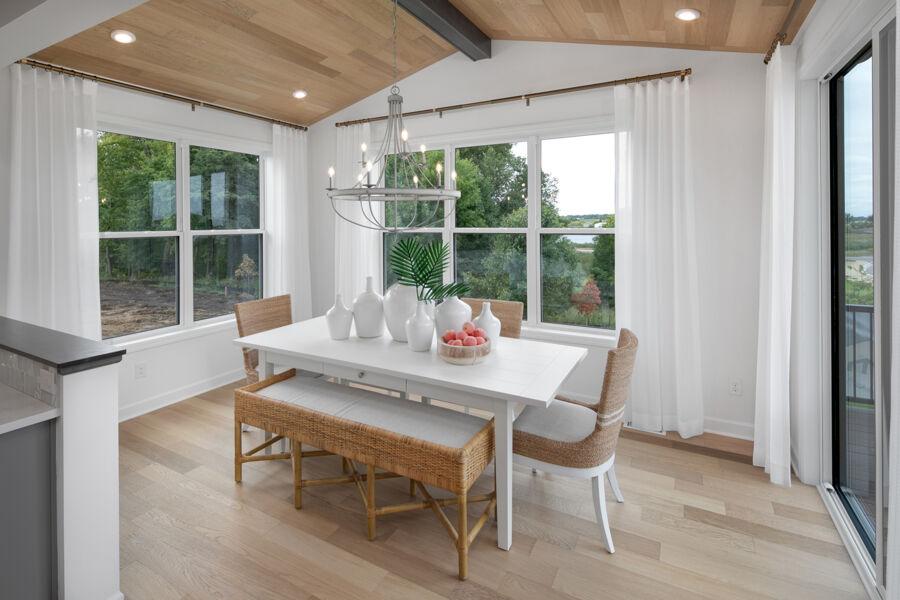 Island View Estates Dining Room