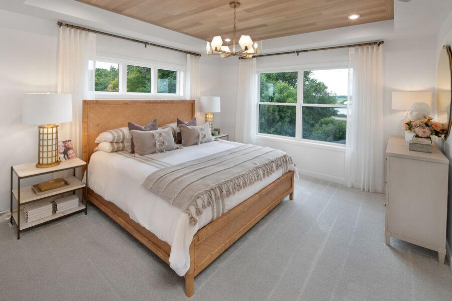 Island View Estates Owner's Bedroom