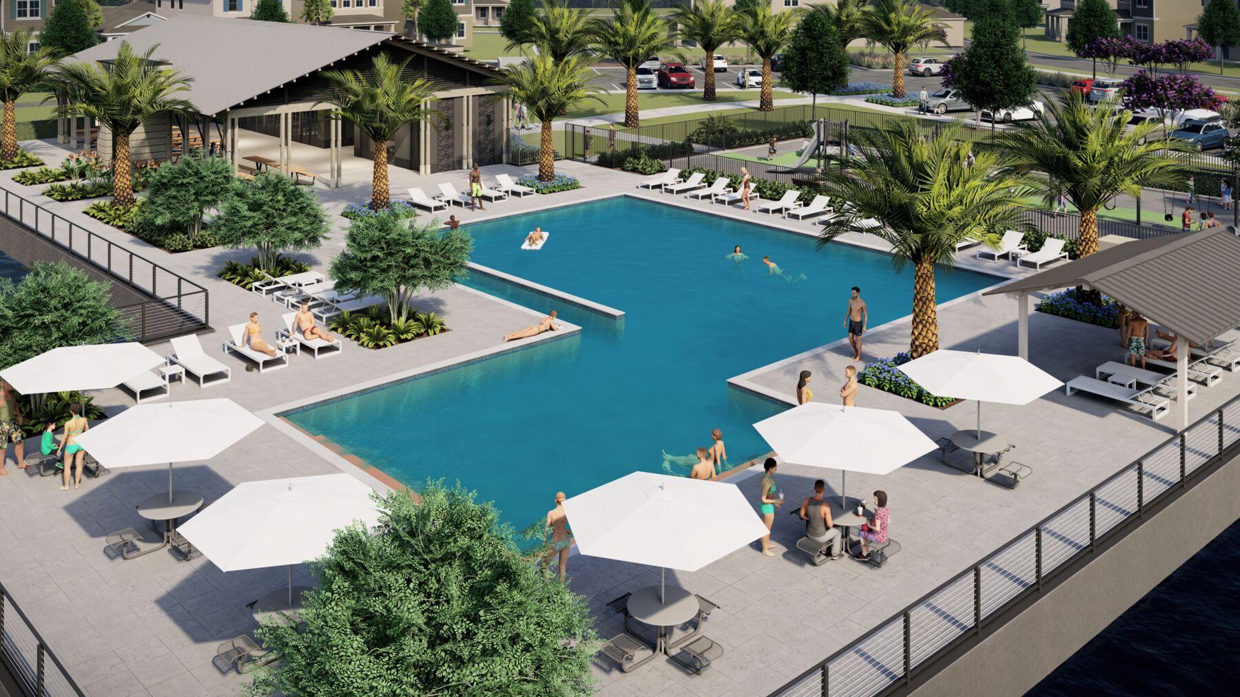 Rivington Community Pool