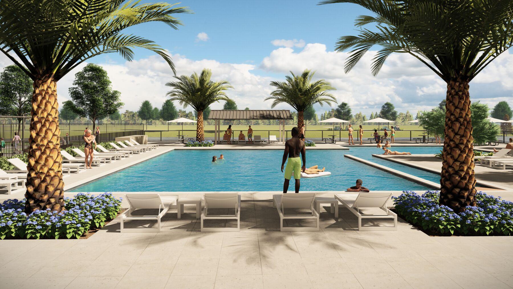 Rivington Pool