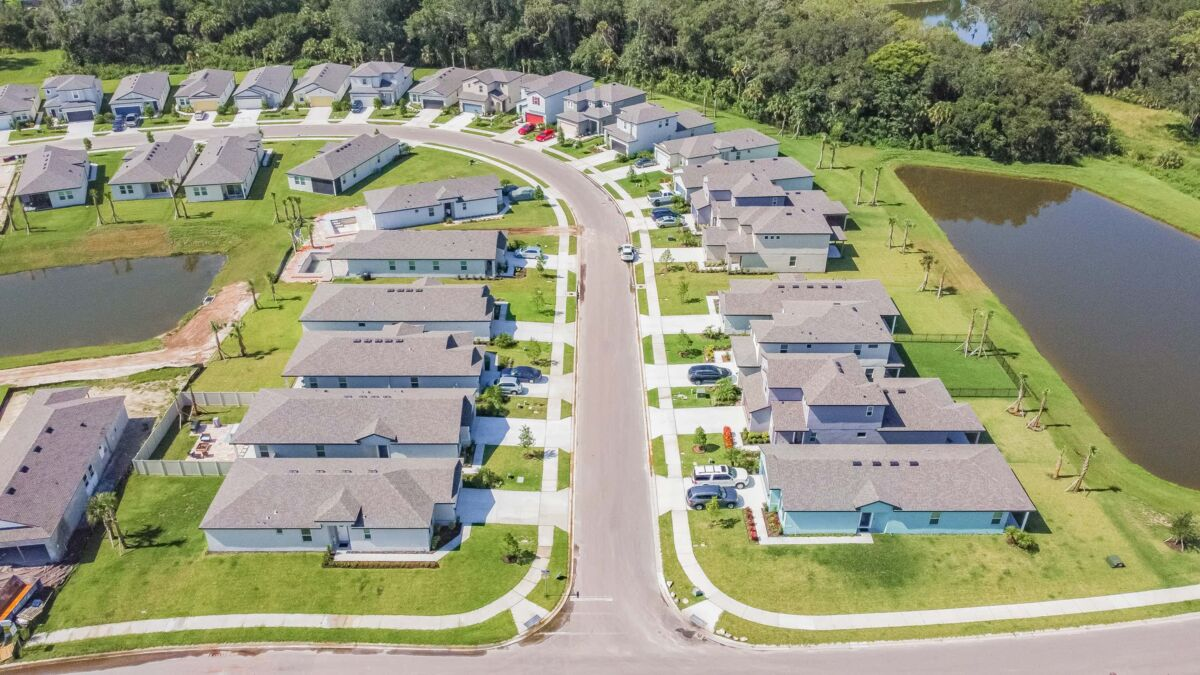 Summerwoods Aerial