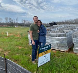 Jordan and Julie Honeycutt Farm
