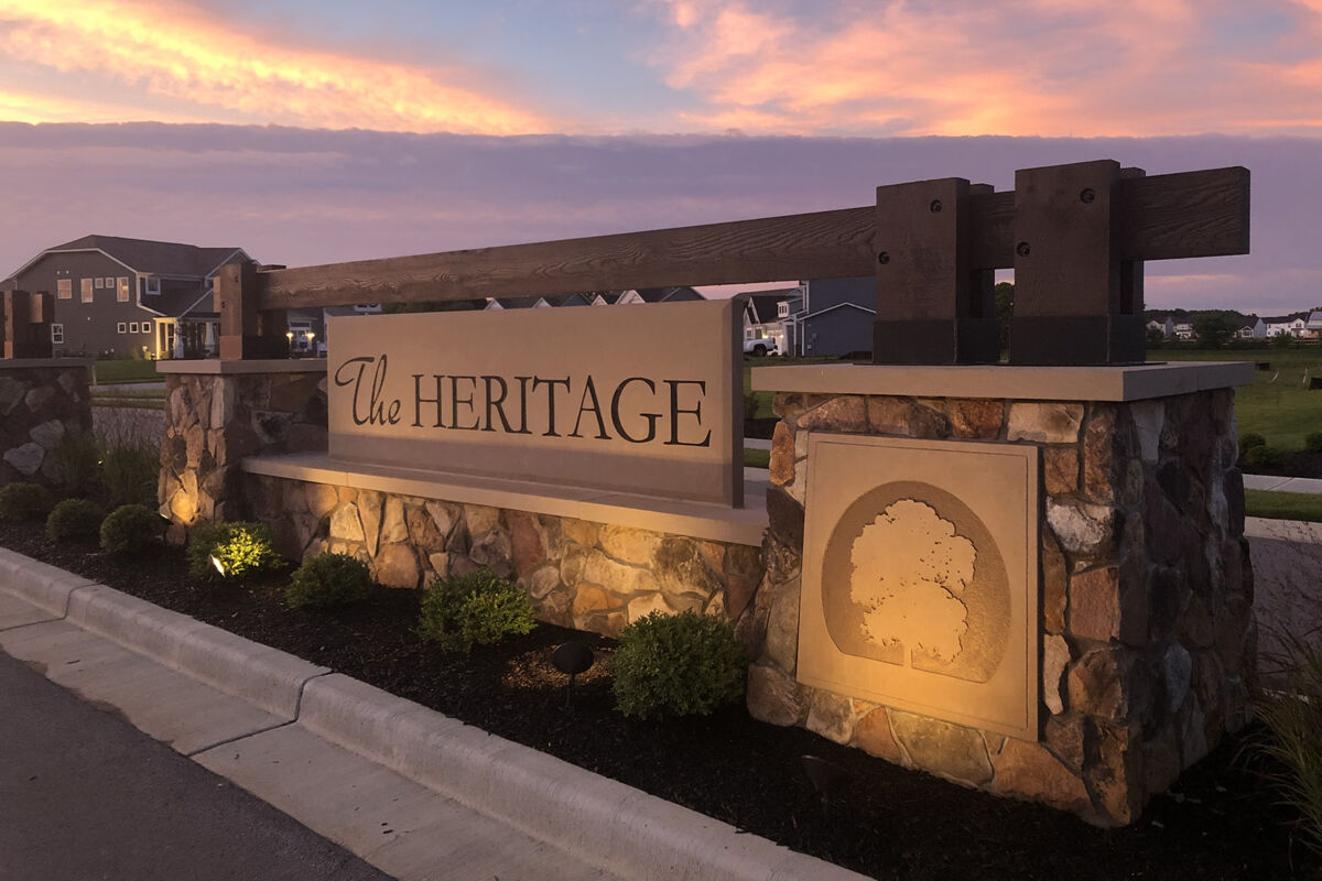 The Heritage Entrance
