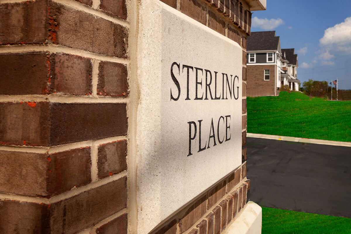Sterling Place Entrance