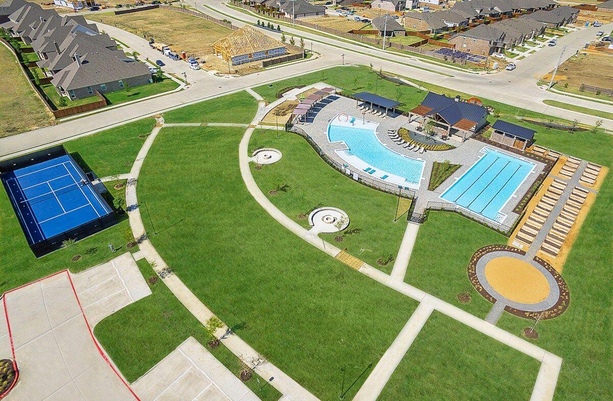 Sutton Fields Amenity Center