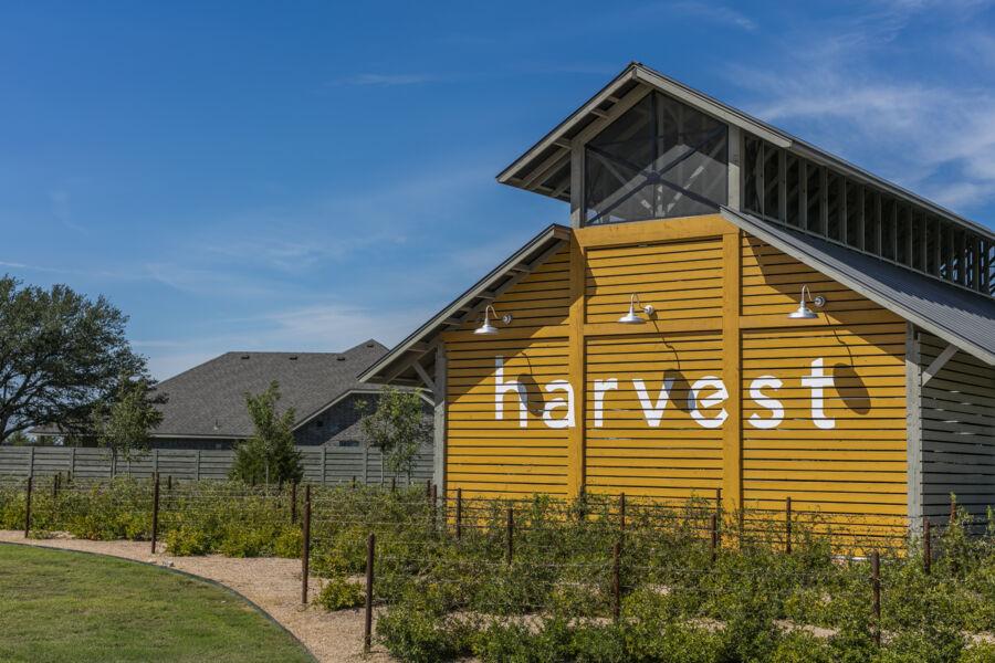 Harvest Entrance
