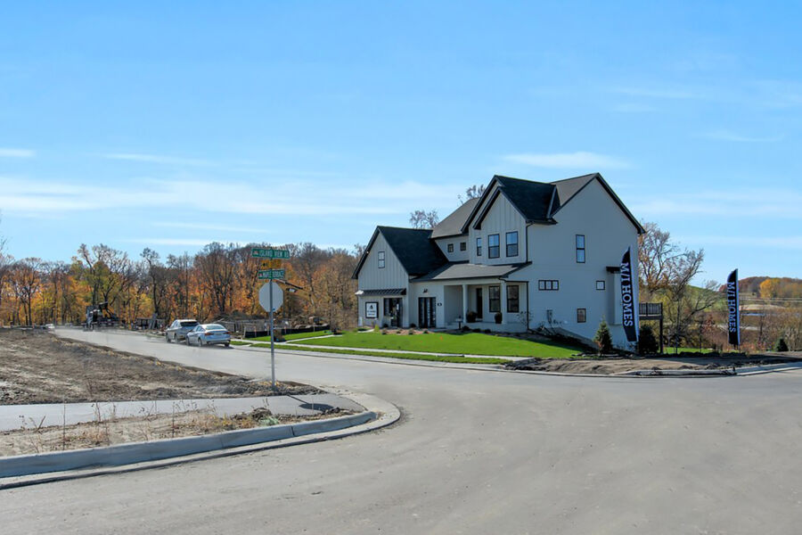 Island View Estates Entrance