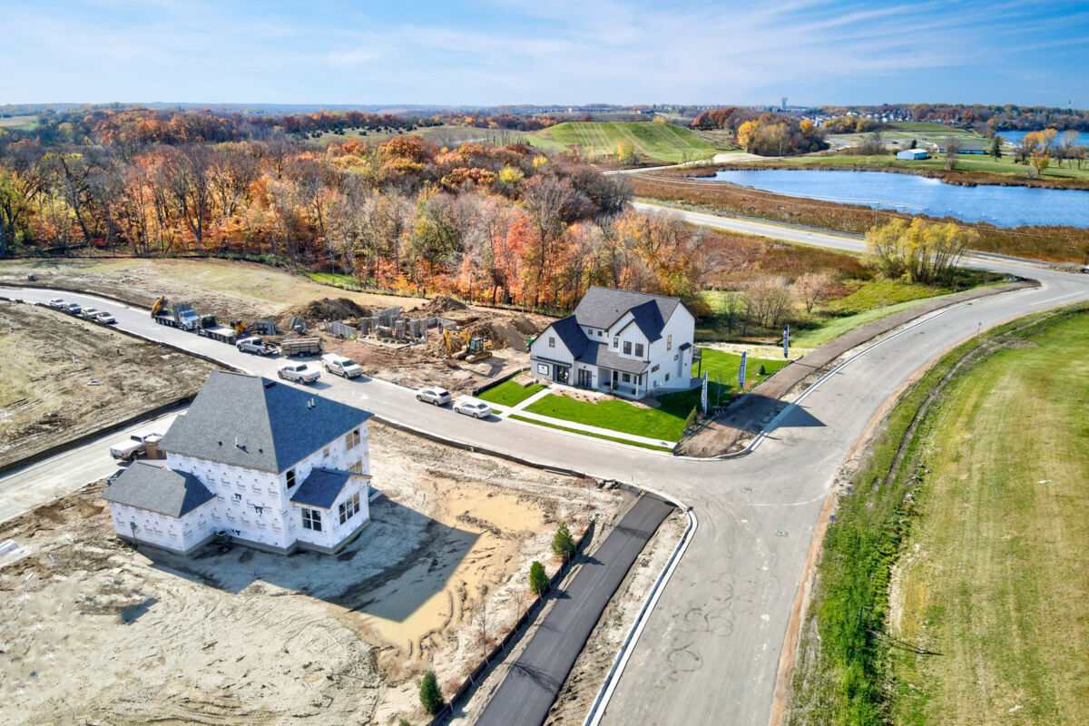 Island View Estates Aerial