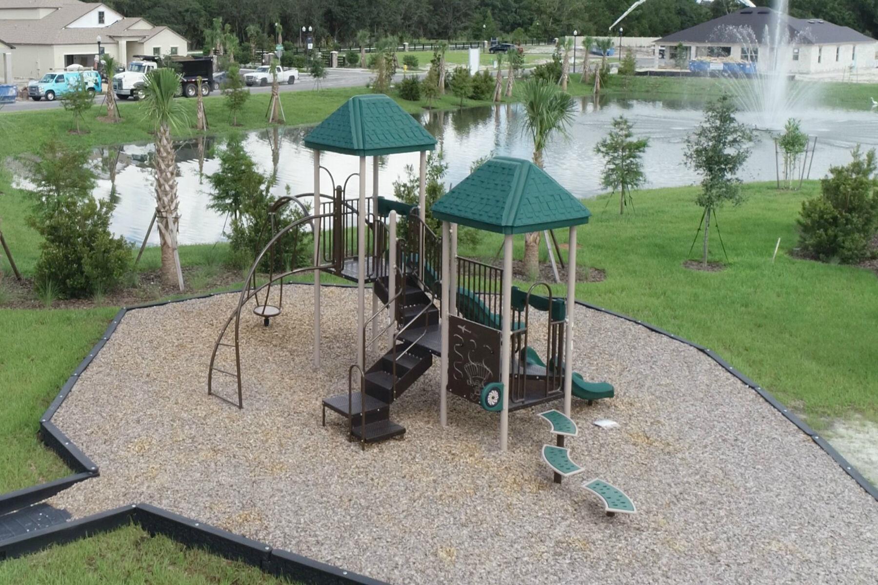 Hideaway Cove Playground