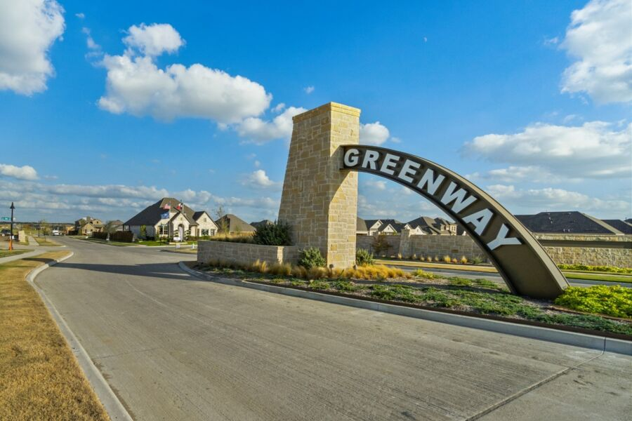 Greenway Entrance