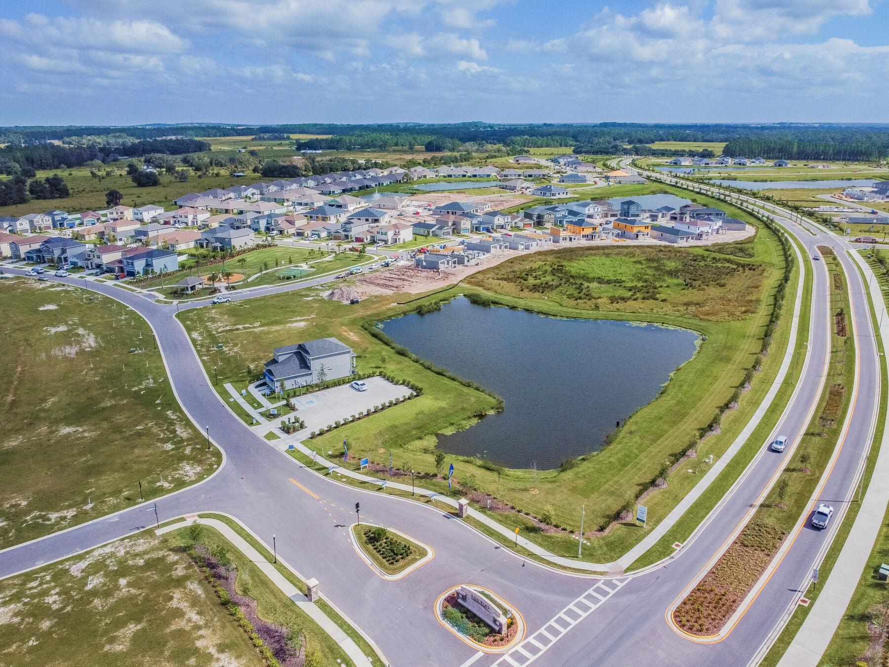 Watergrass Aerial