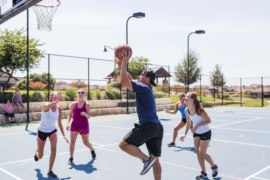 Sweetwater Sport Court