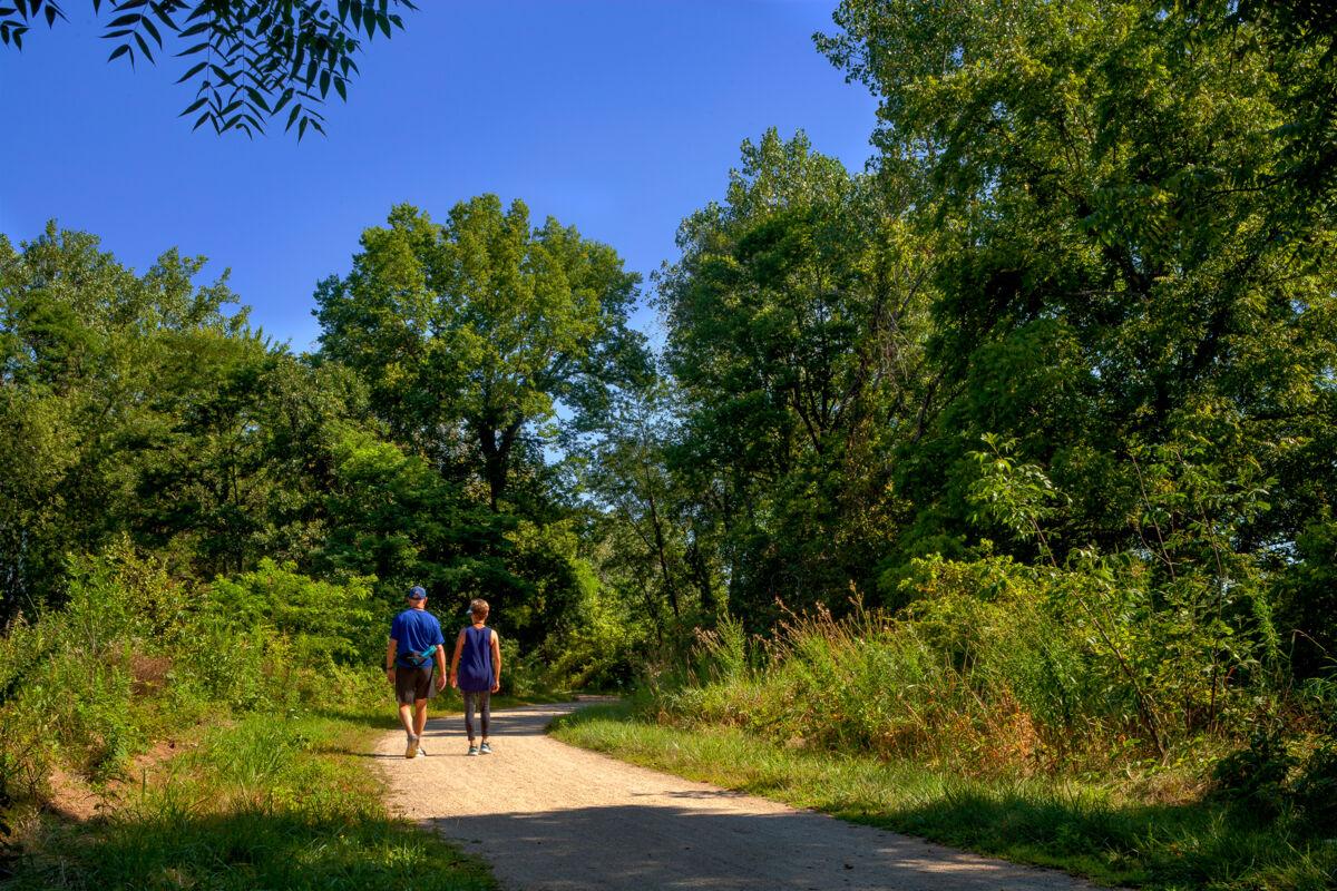 Lincolnshire Trails Walking Trail