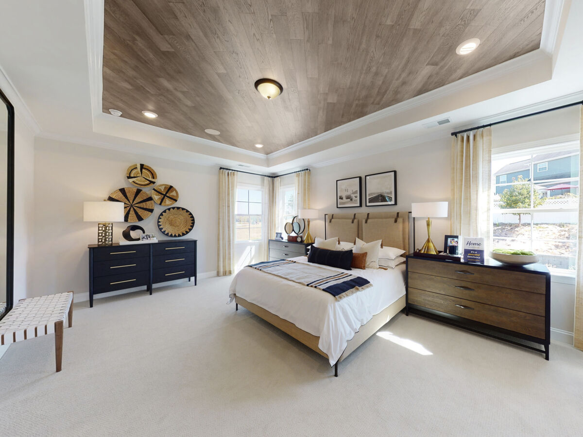 Summers Walk Owner's Bedroom