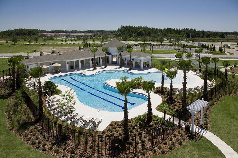 Watergrass Pool