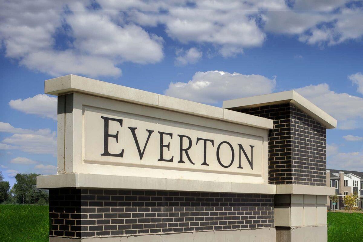Everton Entrance