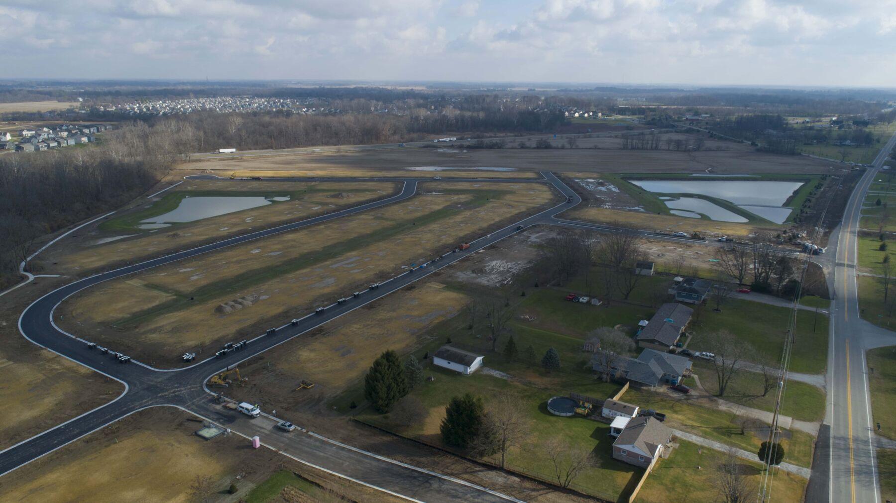 Bethel Creek Aerial