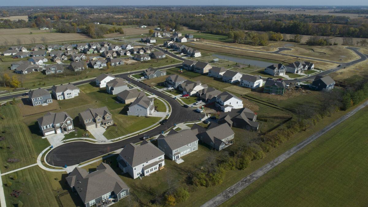 Sagebrook Aerial