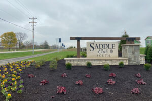 Saddle Club South Entrance