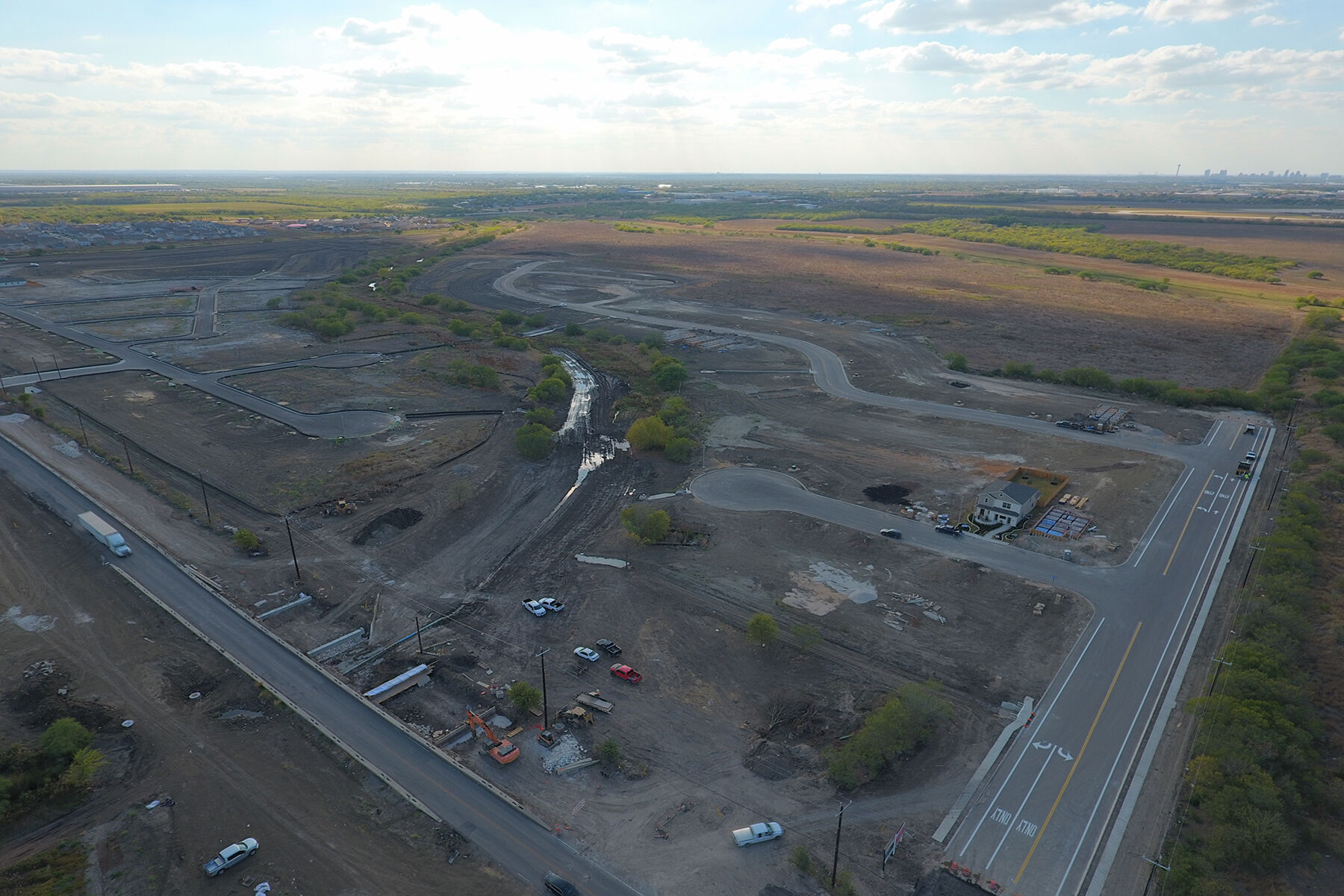 Willow Pointe Aerial