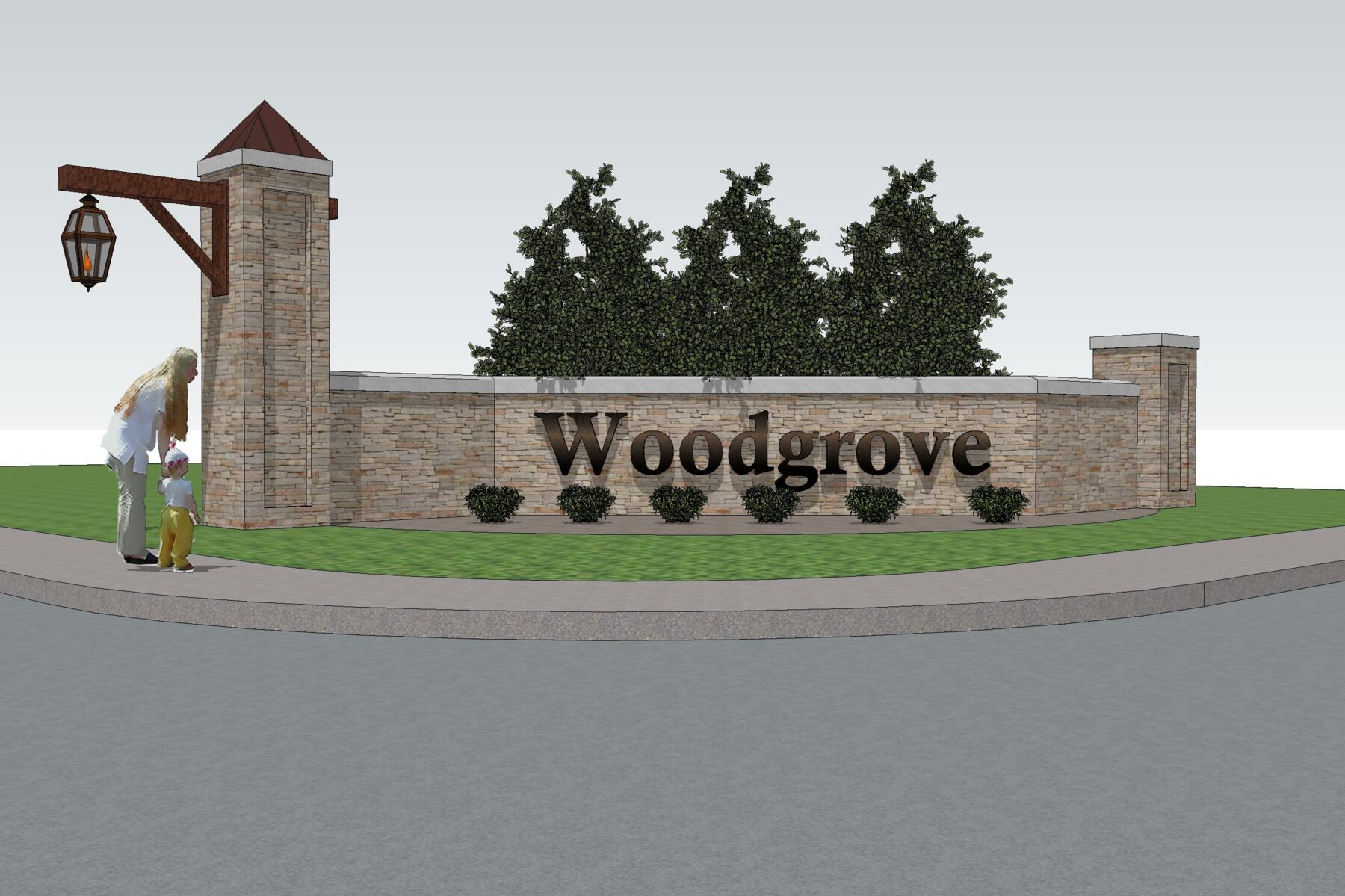 Woodgrove Entrance