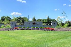 Scofield Farms Entrance
