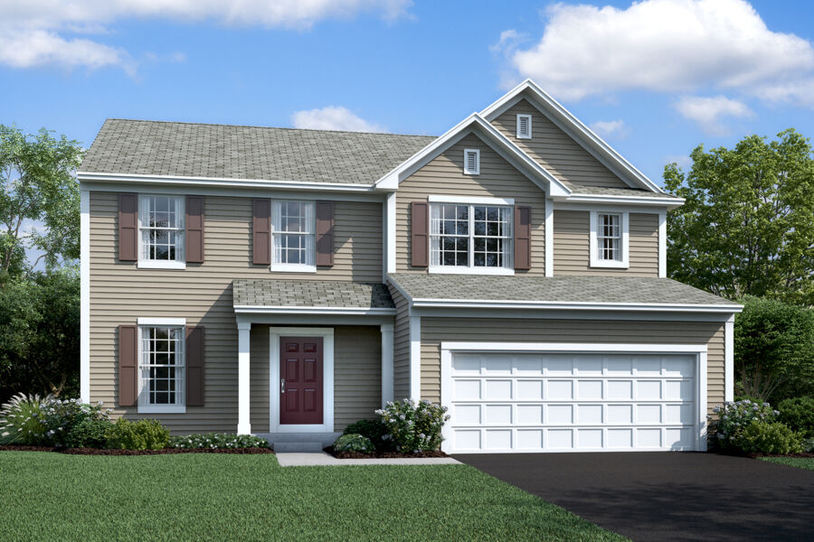 Dearborn Elevation A