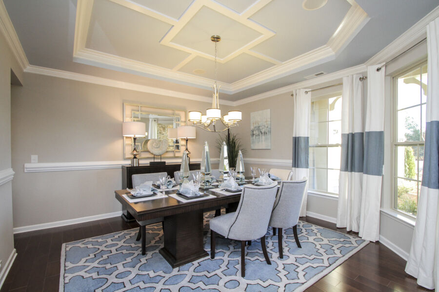 For Representational Purposes – Blythe Dining Room